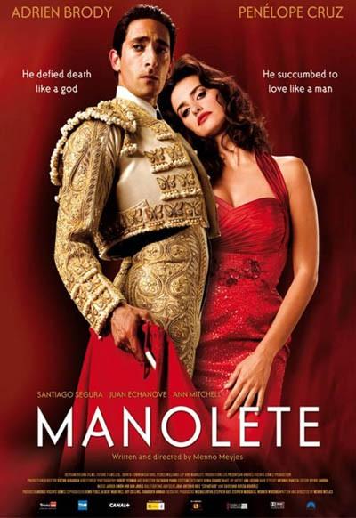 Manolete, todavía sin estreno previsto