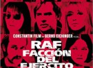 Póster y tráiler español de RAF: Facción del Ejército Rojo