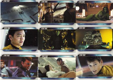 Cartas Star Trek