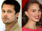 Brad Pitt y Natalie Portman compartirán historia de amor