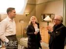 Imagen de Scorsese en el rodaje de Shutter Island