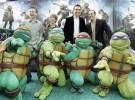 Las Tortugas Ninja volverán al cine con actores de carne y hueso
