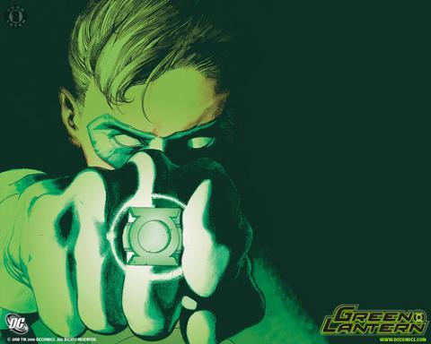 Green Lantern85