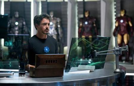 Iron Man 2 primera