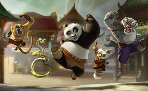 Kung Fu Panda589
