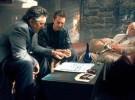 Edward Norton y Robert de Niro: Stone