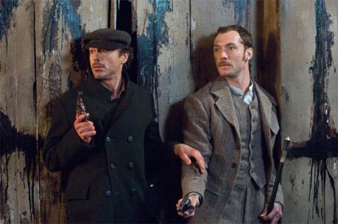 Sherlock Holmes, Guy Ritchie