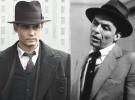 Johnny Depp, el favorito para Sinatra