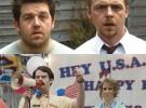 Simon Pegg, Nick Frost y compañía se van de Road-Movie