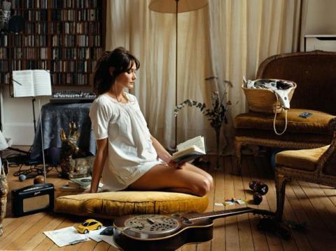 Woody Allen te elige a ti, Carla Bruni
