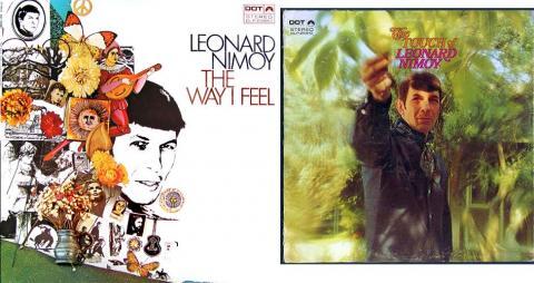 portadas cds Nimoy