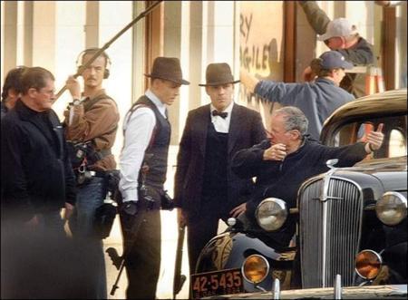 Enemigos Públicos, Johnny Depp, Christian Bale, Michael Mann