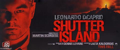 Tráiler de Shutter Island, misterioso Scorsese