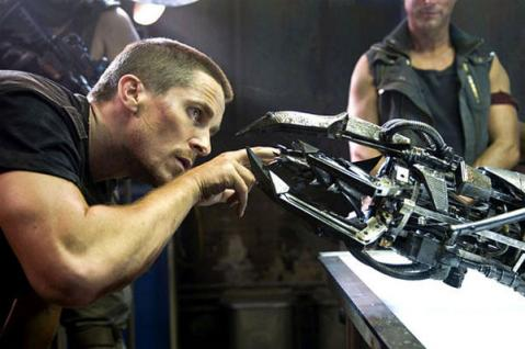 Terminator 5 está viva, pero necesita a Christian Bale