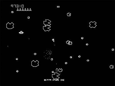 Asteroids, otro videojuego a la gran pantalla