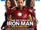 Iron Man 2 camino a la Comic-Con con la Viuda Johansson