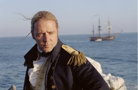 Russell Crowe pretende volver a surcar los mares