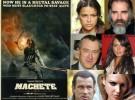 Machete y un reparto de lo más peculiar: Segunda Parte