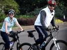 Russell Crowe se pasa a las bicicletas