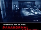 Tráiler y póster de Paranormal Activity