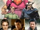 Crecientes Cásting Comiqueros: Tres Guerreros para Thor