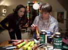 Primeras imágenes  de Ellen Page y Rainn Wilson  en la comedia Super