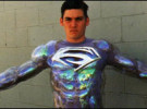 Desvelan cómo hubiera sido el traje del Superman de Tim Burton
