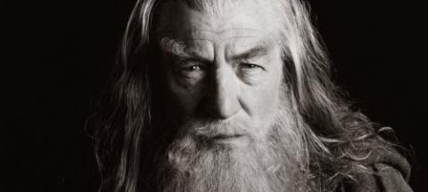 Ian McKellen interpretará a Gandalf en El Hobbit