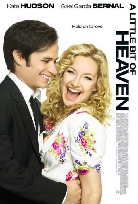 Póster y Tráiler de A Little Bit Of Heaven, con Gael García Bernal y Kate Hudson