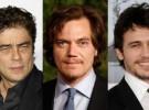 Benicio del Toro, Michael Shannon y James Franco juntos en The Iceman