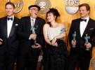 Los sindicatos actores y directores se decantan por El Discurso del Rey, próxima parada los Oscars
