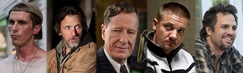 mejor actor de reparto oscars 2011