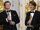 Hollywood 'corona' a Jorge VI con cuatro Oscars