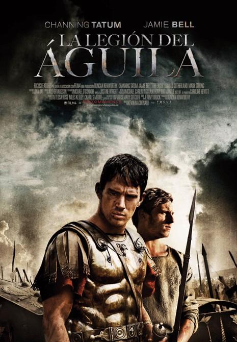 La legión del águila póster