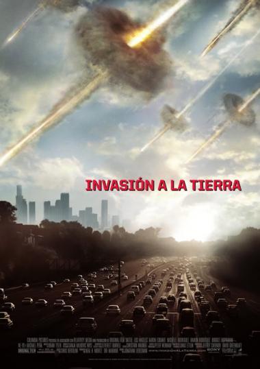 Poster invasion a la tierra