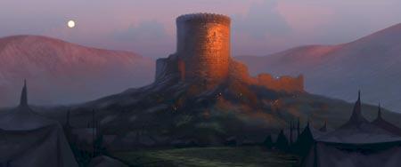 Castillo brave