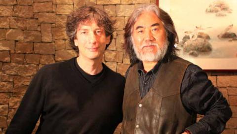 James Cameron, Guillermo Del Toro y Neil Gaiman juntos en Viaje al Oeste