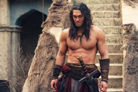 Jason Momoa como Conan el Barbaro