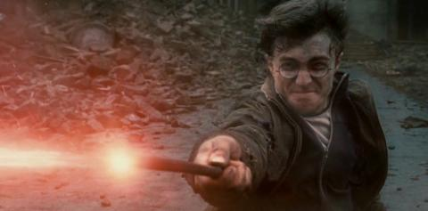 Harry Potter y las reliquias de la muerte 3D (2ª parte)