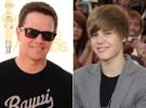 Mark Wahlberg y Justin Bieber trabajarán juntos en una película