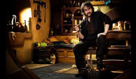 rodaje de El Hobbit