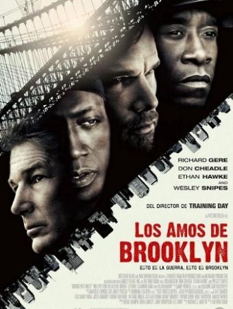 Póster de Los amos de Brooklyn
