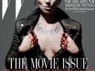 Lisbeth Salander posee a Rooney Mara para The Girl with the Dragon Tattoo