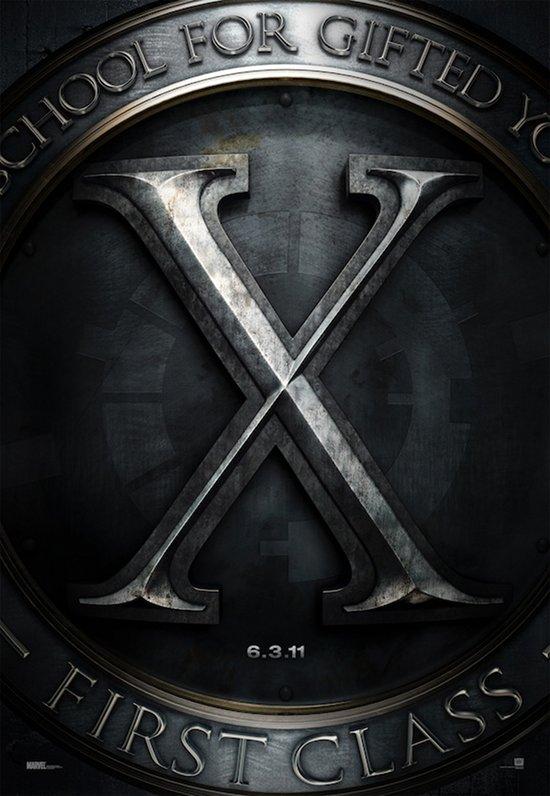 Lluvia de imágenes y Teaser Póster de X-men: First Class, el (re)nacimiento de una franquicia