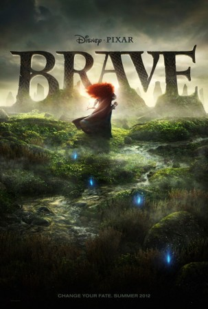 Pixar vuelve a la originalidad con el Póster de Brave y otras noticias sobre el futuro de la compañía