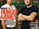 Nuevas imágenes de Los Juegos del Hambre: Peeta y Gale en la portada de EW