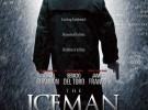 Póster de The Iceman, con Franco, Shannon y Del Toro