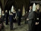 Primer vistazo a los burtonianos protagonistas de Dark Shadows