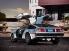 ¡Gran Scott! Tras las zapatillas, en 2013 llegará el DeLorean eléctrico
