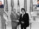 El Elvis de Eric Bana se enfrenta a Danny Huston como Nixon